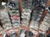 Designer jewellery collection joblot clearance bankrupt stock business for sale opportunity