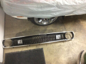 Mopar Plymouth.Duster Sharkstooth Grille