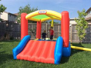 Shady Jump n' Slide Bouncer - rental ($40)