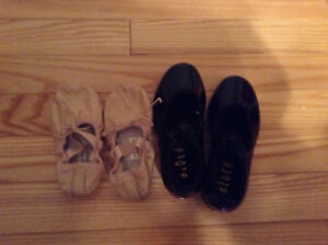 BOLCH Ballet and tap shoes