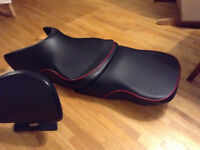 Honda St 1300 Sargent Seat and back rest