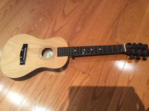 First Act Discovery Natural Acoustic Guitar Nice condition