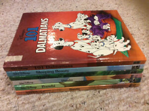 Disney Large oversized Gallery Children's Books