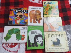 7 Board Books