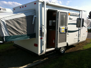 Hybrid Travel Trailer For Sale - Immaculate Condition!