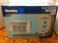 DANBY 10000 BTU AIR CONDITIONER - DAC10066DE