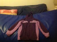 Peter Storm Girls Purple Coat