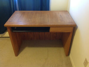 Wood desk 50 OBO