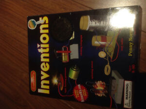 Electro-wizard INVENTIONS kit