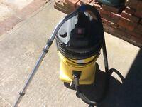 Numatic HDz asbestos and hazardous materials cleaner