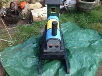 Thomas the tank engine solid wooden rocker rocking horse