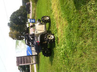 2008 rzr fully modified trade or sell