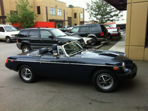 MGB Roadster 1975 FOR SALE