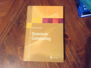 QUANTUM COMPUTING - MIKA HIRVENSALO (PUBLISHED BY SPRINGER)
