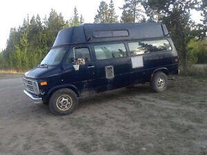 1991 Chevrolet G20 Van Minivan, Van