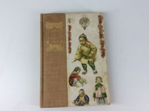 "1906 Edition of ""Through a looking glass"" by Lewis Carroll"