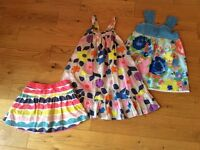 Mini Boden girls items 7-8 years