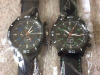 Brand new quartz sport watch