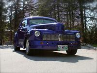 1947 Mercury Business Coupe Street Rod