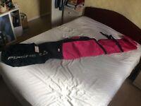 Brand new double size fischer ski bag