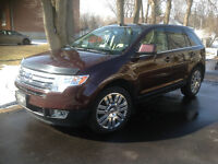 2009 Ford Edge limited SUV, VGM