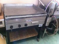 Garland electric grill