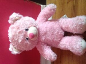 Build-A-Bear Pink Plushie