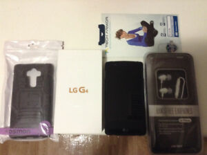 Mint new condition unlocked LG G4 32g