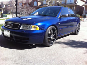2000 Audi Stage 3+ B5 S4
