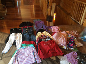 Girls Huge Lot of Clothes