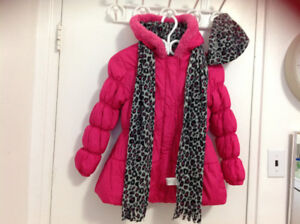 Brand New Pink jacket size 10-12