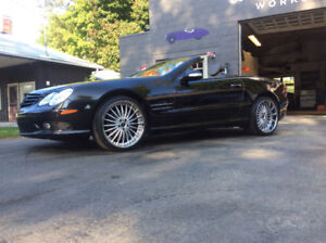 SL 500, Mercades Benz, classy and very clean 1 owner