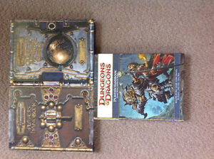 Dungeons & Dragons Collection $20 each or all 3 for $50