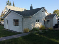 Quiet renovated older home for rent in Stony Plain