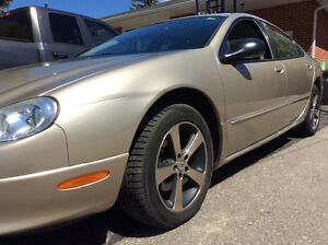 2002 Chrysler Concorde LXI low kms