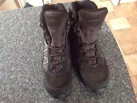 Brand new Brasher men's walking boots