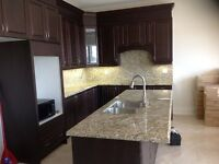 Custom made kitchen/bathroom countertop starting from $32/sqf