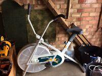 Delta Explorer exercise bike