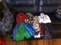 BOYS 4T clothing lot