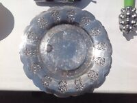 Silver plate trays
