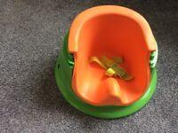 Baby seat, £4
