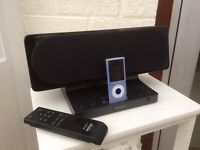 Sony iPod SRS-GU10iP Speaker System