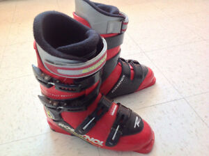 Bottes for ski Rossignol, size 26,5, size 8-8.5 USA