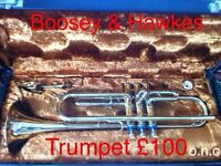 Trumpet boosey & hawkes