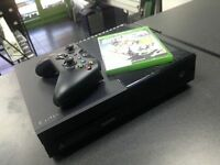 XBOX ONE 500GB+BATTLEBORN+1 CONTROLLER+AL WIRES VERY GOOD CONDITION!!