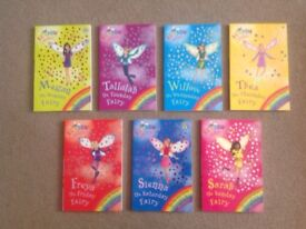 Rainbow Magic Books 36-42