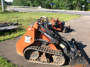 "Skid Loader ""Mini"" 35DT 2004 by Thomas ,Kubota diesel $5750.00"