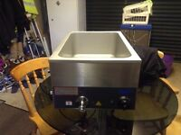 Brand new wet well Bain Marie