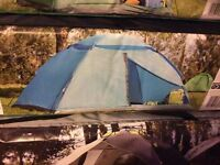 tents 2 man and 4 man
