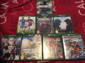 Game bundle £60 Xbox one